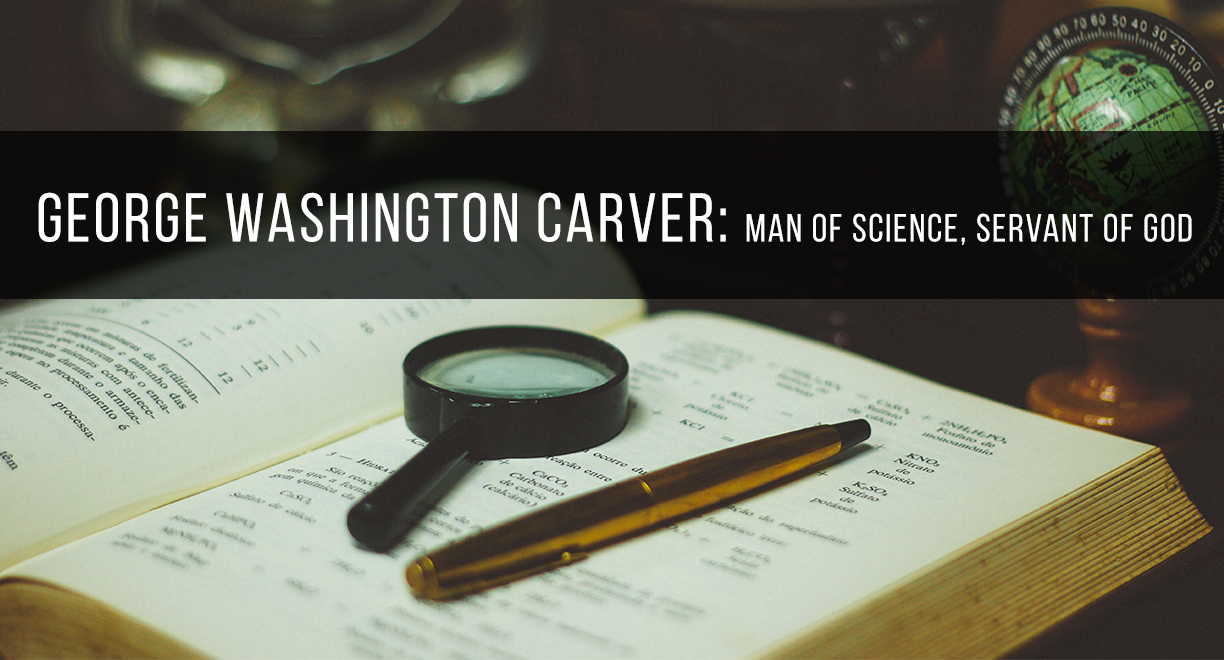 George Washington Carver: Man of Science, Servant of God thumbnail image