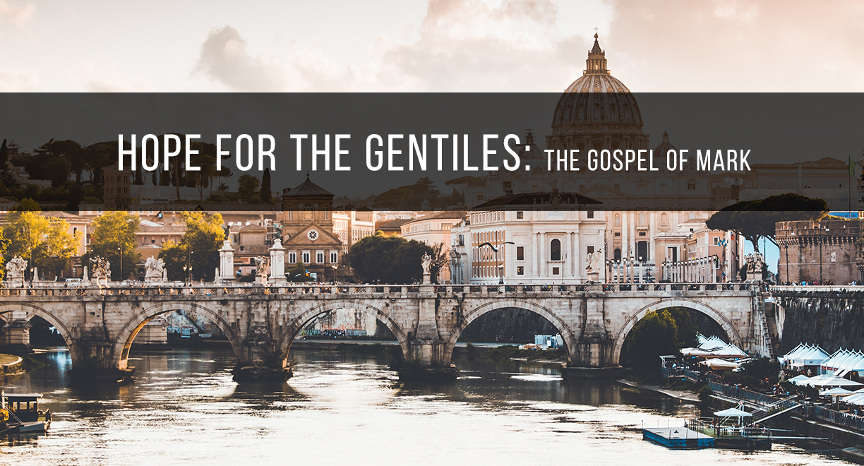 Hope for the Gentiles: The Gospel of Mark thumbnail image