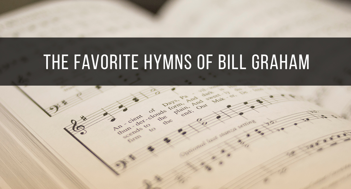 The Favorite Hymns of Billy Graham thumbnail image