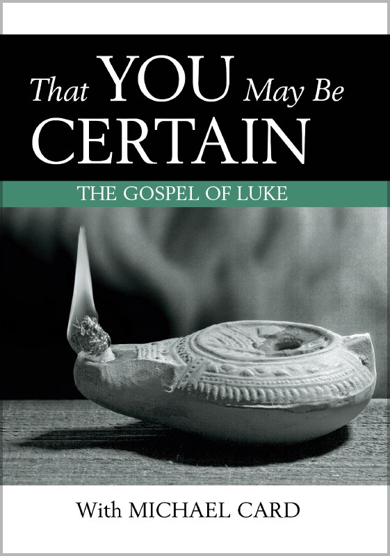 That You May Be Certain: The Gospel of Luke thumbnail image