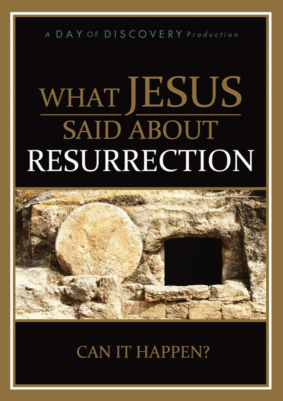 What Jesus Said About Resurrection thumbnail image
