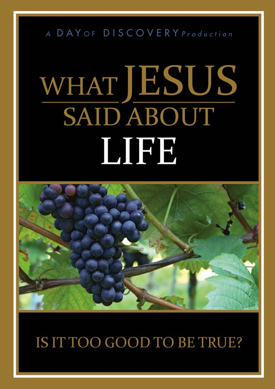 What Jesus Said About Life thumbnail image
