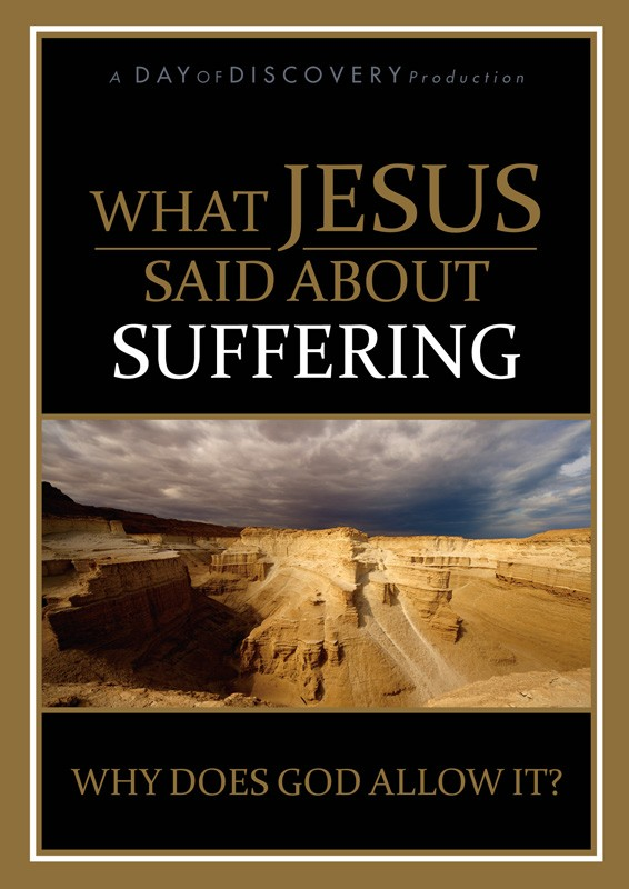 What Jesus Said About Suffering thumbnail image