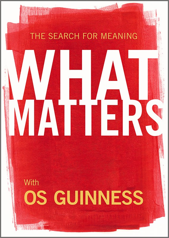 The Search for Meaning: What Matters thumbnail image